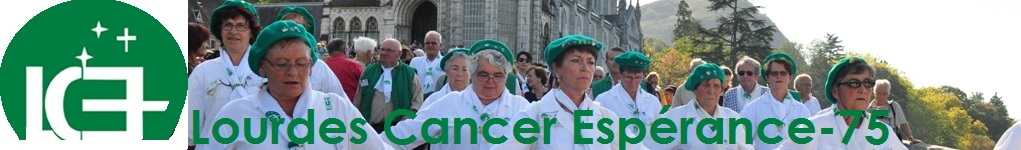Lourdes Cancer Espérance-Paris