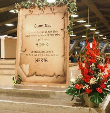 Lourdes : Pèlerinage Témoignage 2017