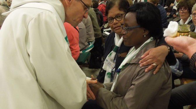 Pèlerinage 2017 Onction des malades
