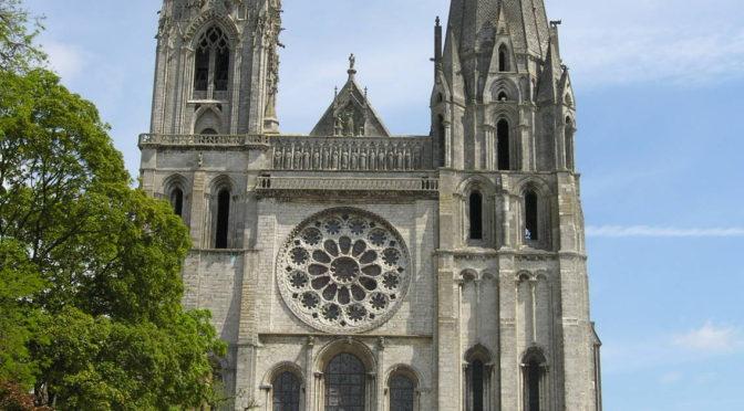 Pèlerinage 1 jour à Chartres