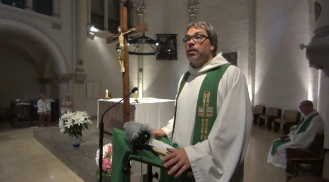 Messe Lourdes Cancer Espérance-09/06/2018