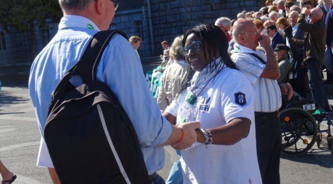Lourdes Cancer Espérance : « Le pèlerinage du sourire »