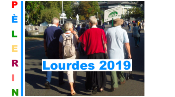 Pèlerinage à Lourdes 2019 (6)