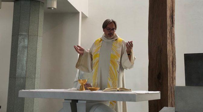 Messe : l'Esprit de vérité vous conduira dans la vérité tout entière