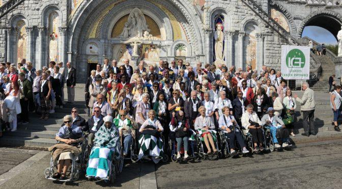 Messe Lourdes Cancer Espérance – LCE75