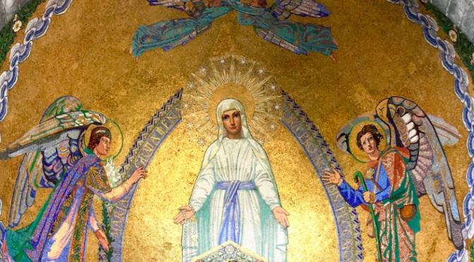 Neuvaine avec Notre-Dame de Lourdes
